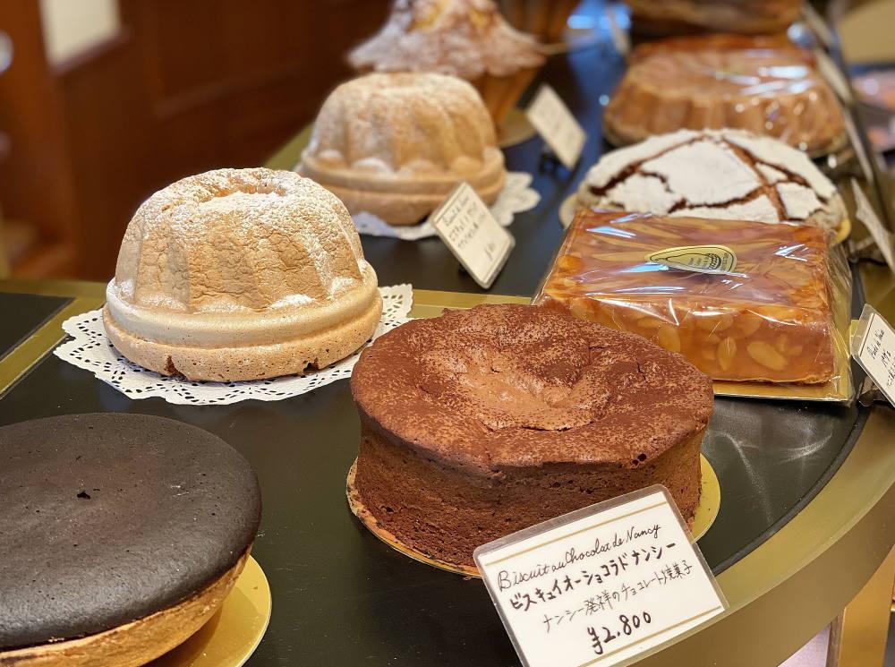 フランスの伝統的なパン類