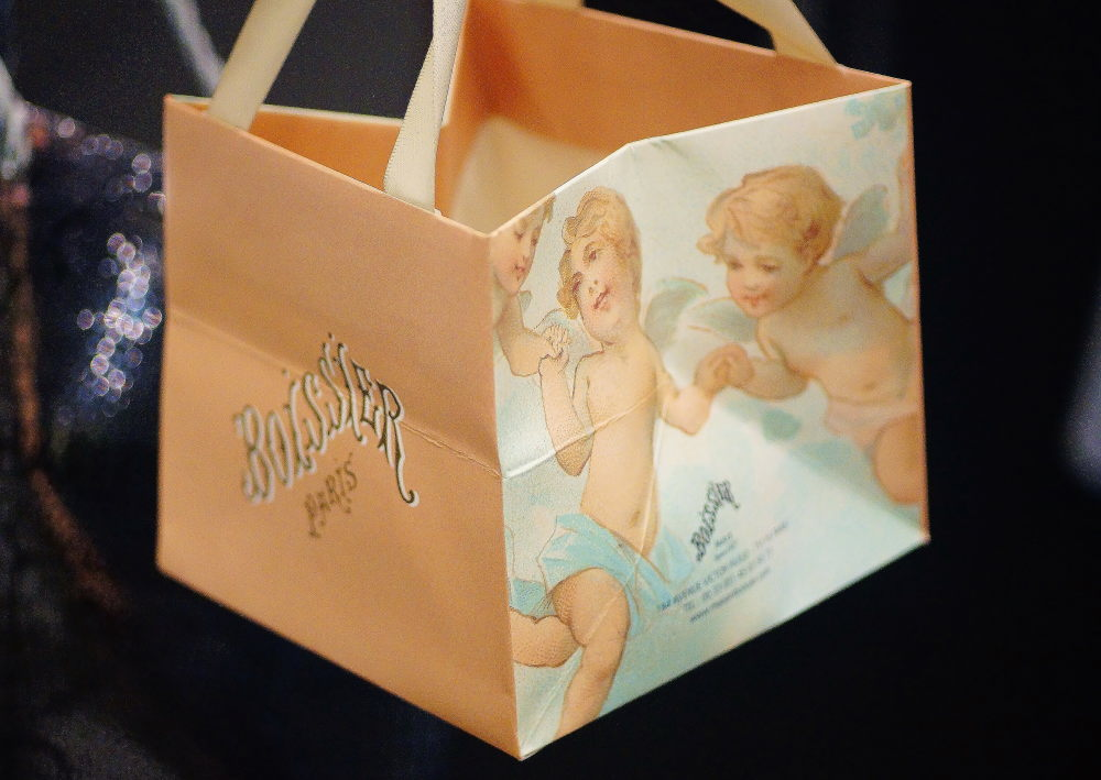 ボワシエ ショッパー 紙袋