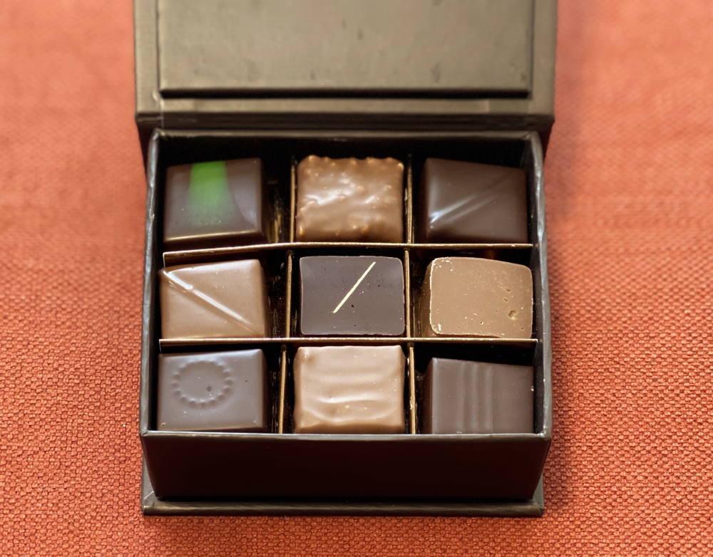 ショコラアソート レ ザンコントゥルナーブル