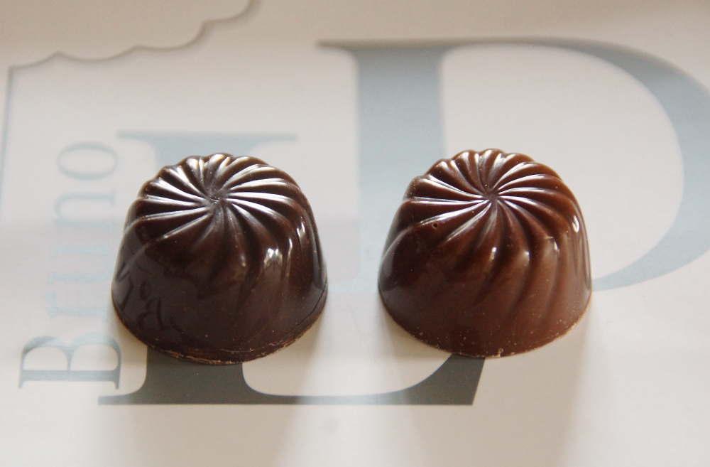 ラムレーズンのボンボンショコラ