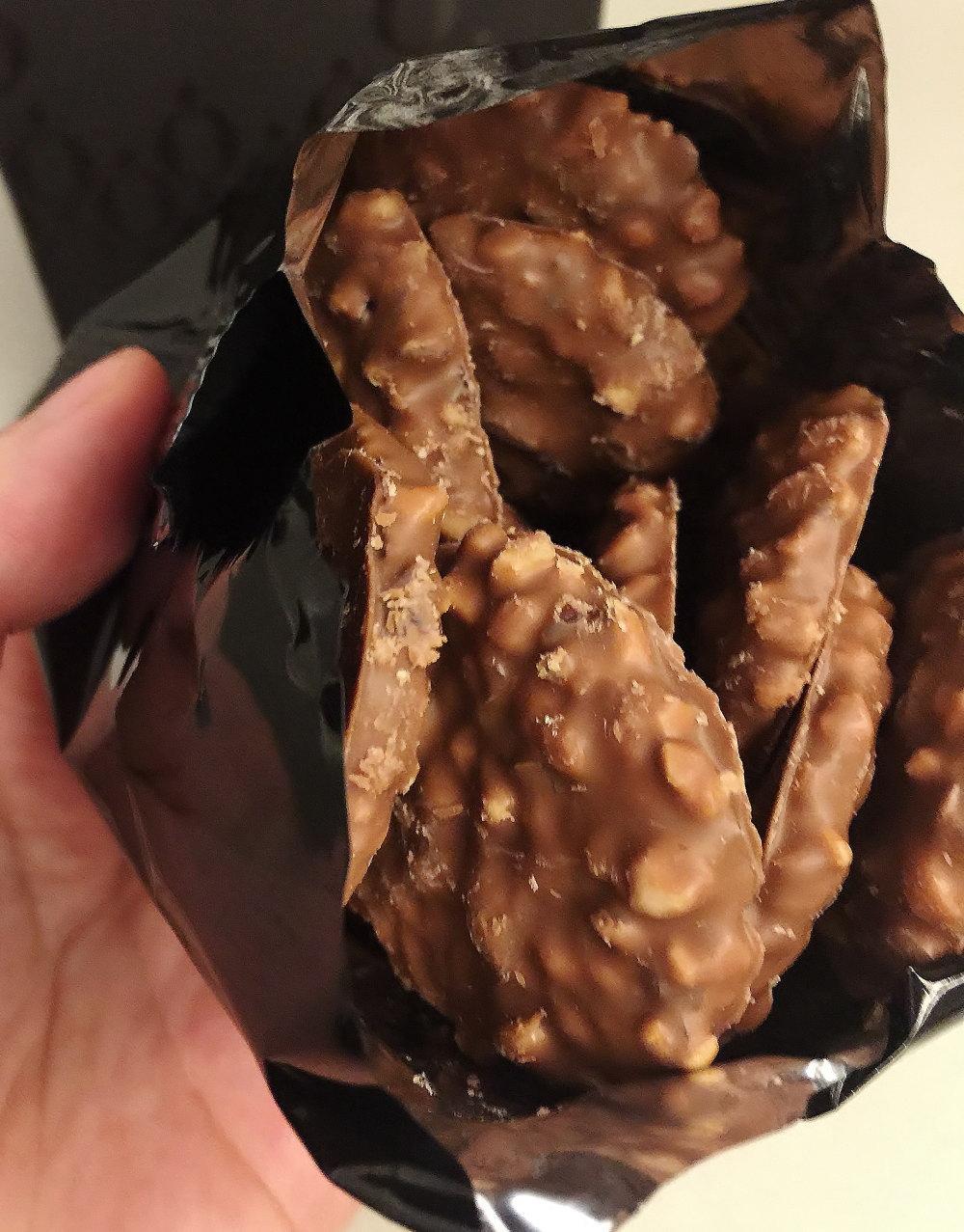 ガレットクッキー ヘーゼルクランチ