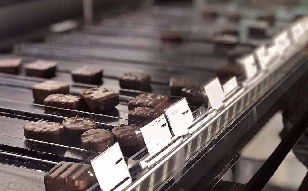 シャポン ボンボンショコラの種類