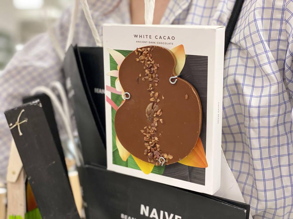 チョコレートナイーブ ホワイトカカオ