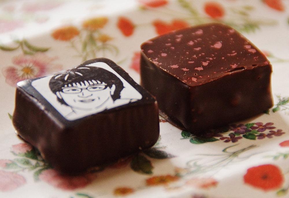 クリスティーヌ・フェルベール チョコレート