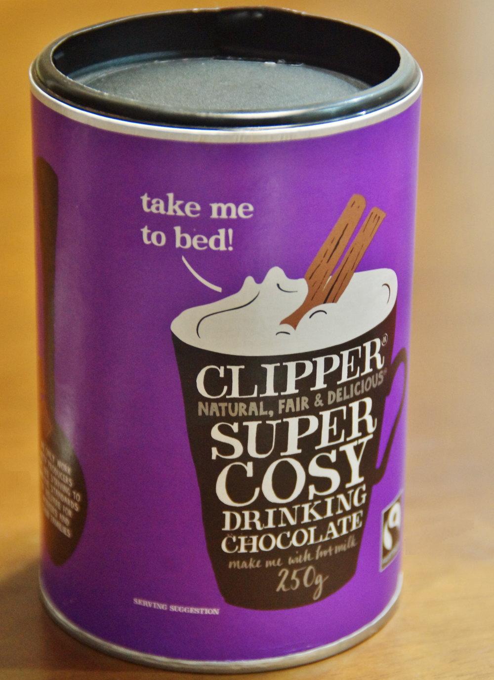 クリッパー フェアトレード ドリンキング チョコレート