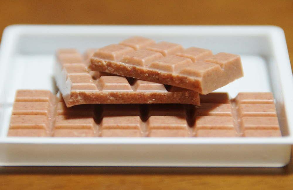 静岡 章姫いちご チョコレート