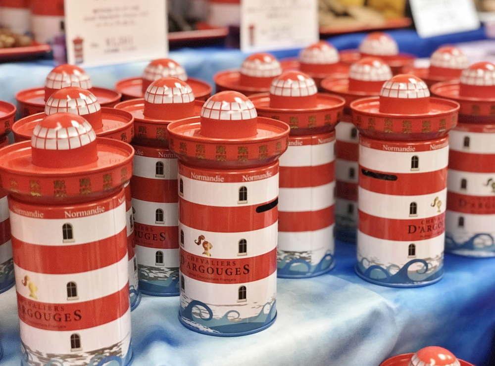ダゴーシュの灯台缶