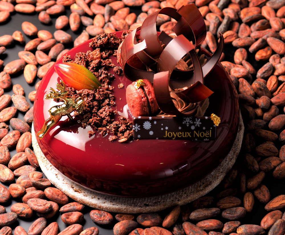 カフェデリーモ クリスマスケーキ