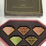 ダイヤモンドをかたどった美しいチョコ「デルレイ」日本にも支店あり。