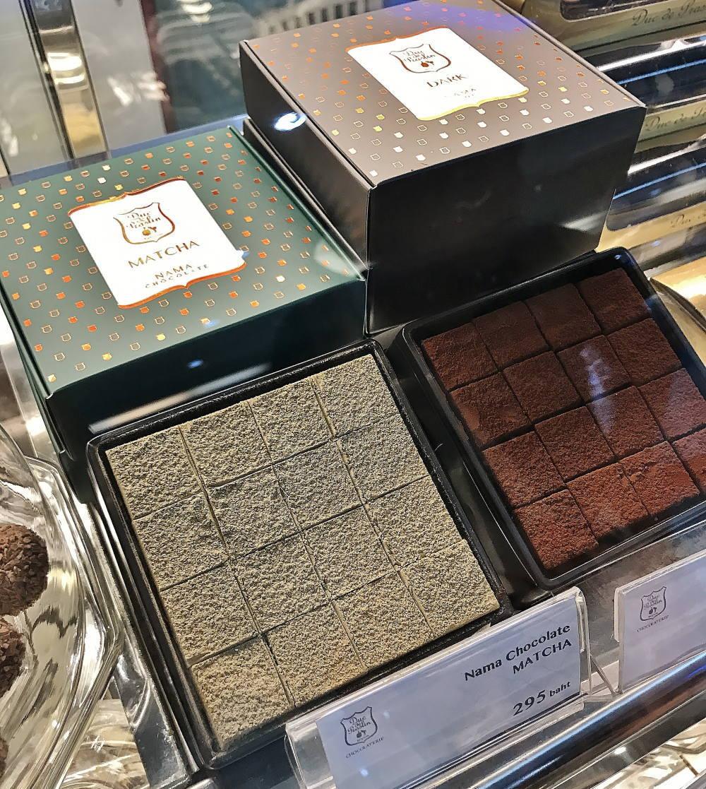 タイの生チョコ
