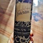 最高級メドウミルクを使用!スイスのクーベルチュール「フェルクリン」