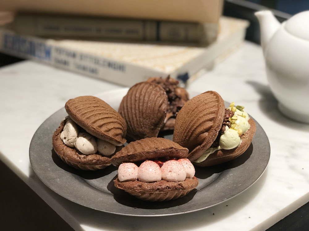 ショコラモワル―サンド