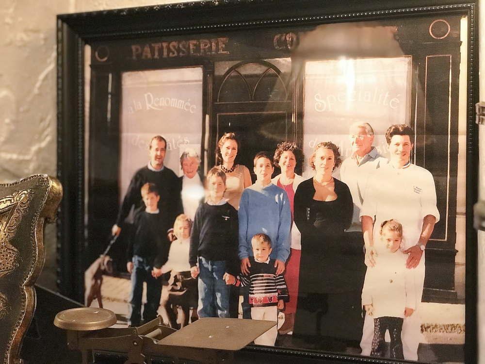 イルサンジェー 家族写真