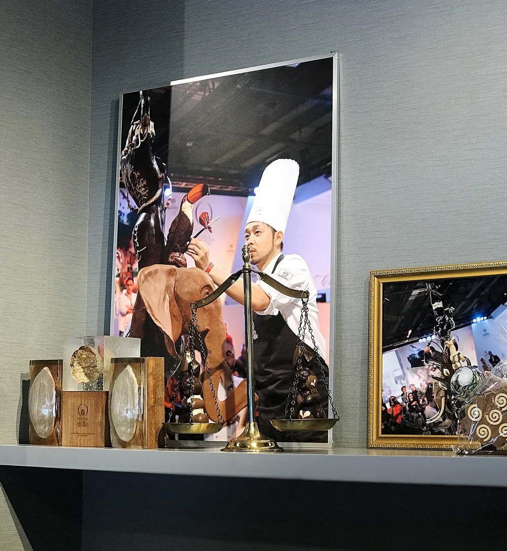 クラブハリエ WPTC2010受賞 小野林範