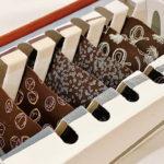 即完売!チョコレートと海を愛するイスラエル女性ショコラティエの「イカ・チョコレート」
