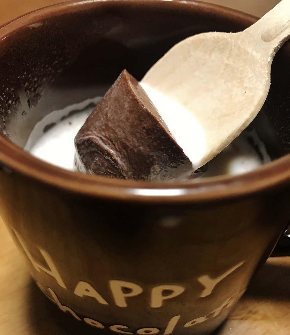 issai カップショコラショー