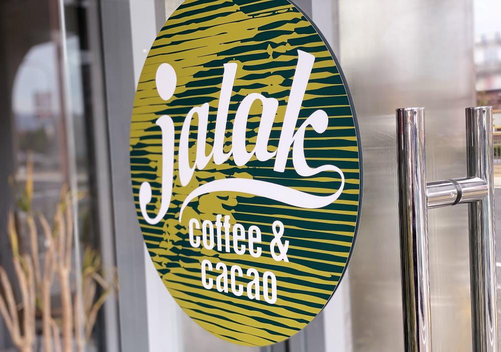 ジャラクコーヒー&カカオのロゴ