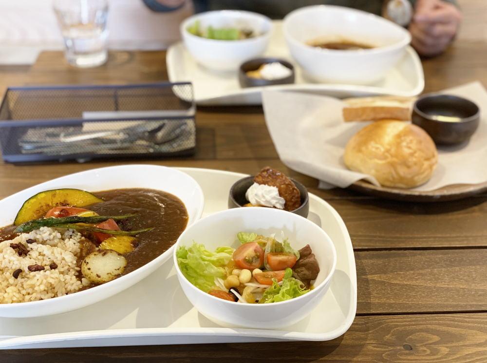 ジャラクの玄米カカオカレー