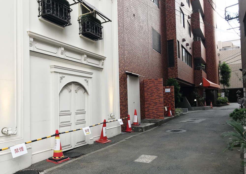 ジャン−シャルル・ロシュー 東京へのアクセス