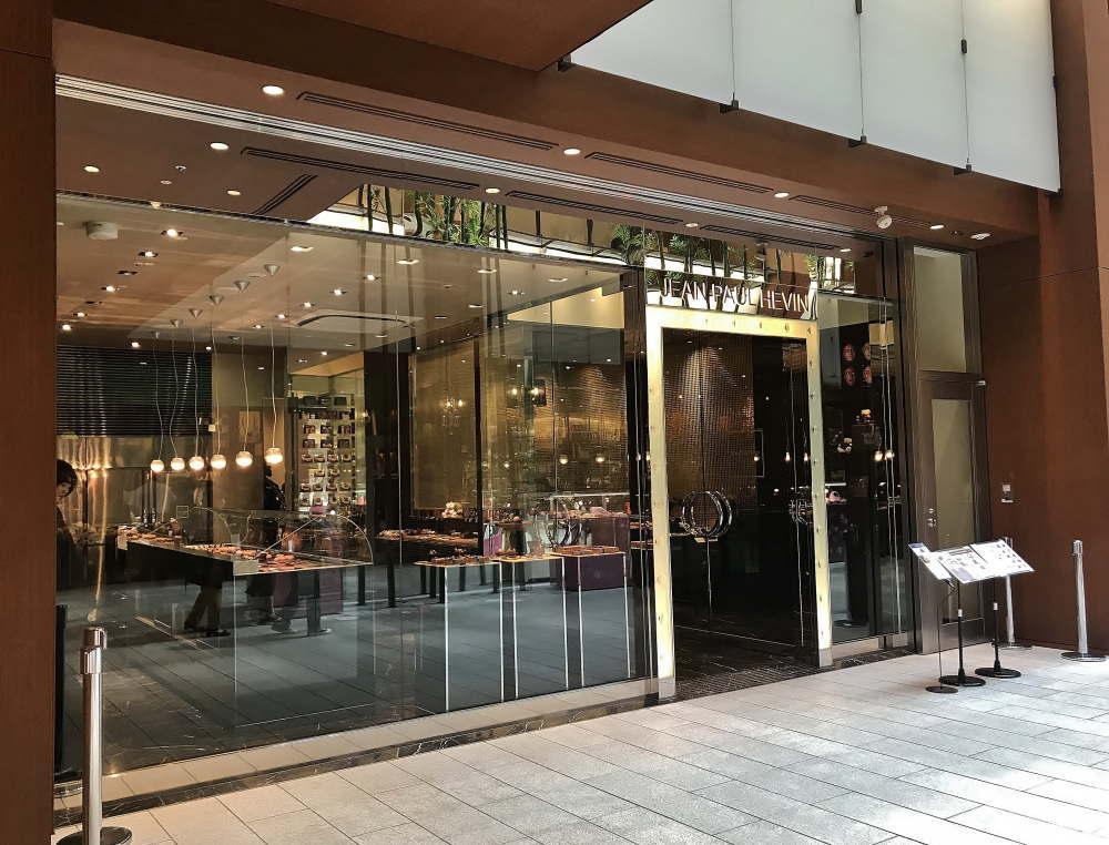 ジャンポールエヴァン 東京ミッドタウン店