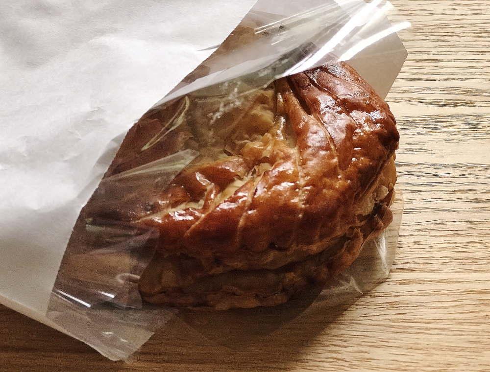 ローランデュシエーヌのアップルパイ