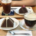 パティスリー激戦区で食べる絶品チョコケーキ「レ・プティット・パピヨット」