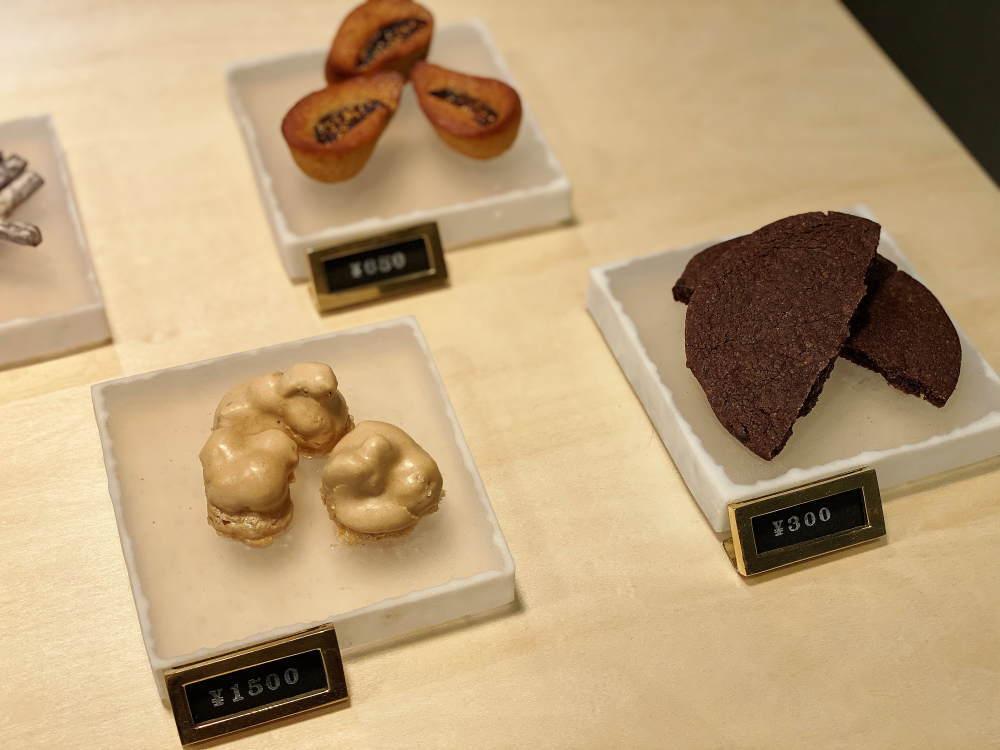 ライフイズパティシエの焼き菓子の種類