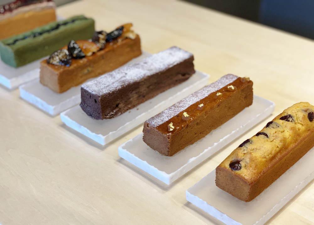 パウンドケーキの種類
