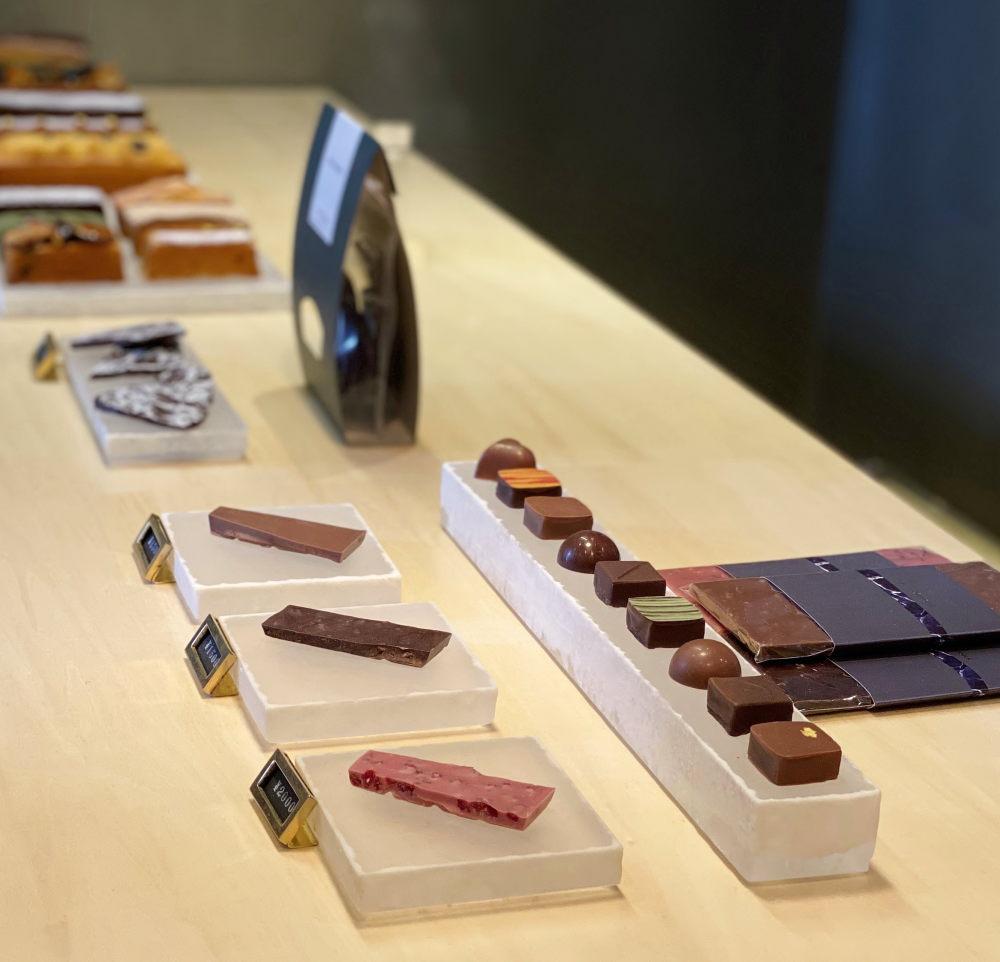 ライフイズパティシエのチョコレート商品