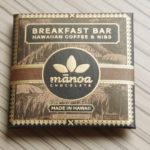 【オーガニック】希少なハワイ産カカオで作る「manoa(マノアチョコレート)」
