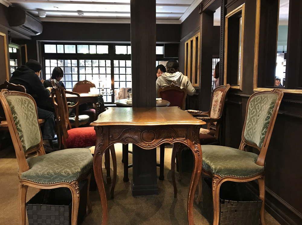 マリベル 京都店 カフェ
