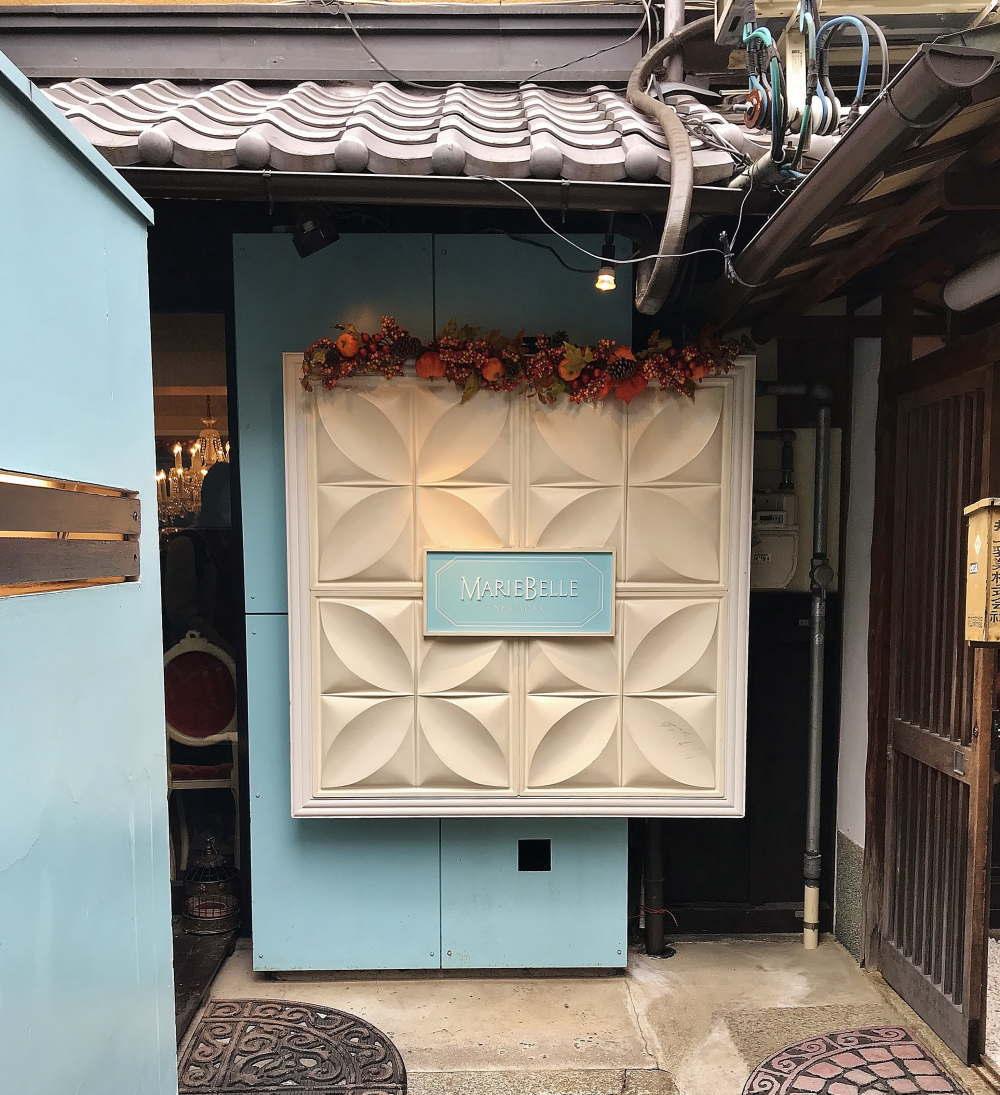 マリベル 京都店 店舗
