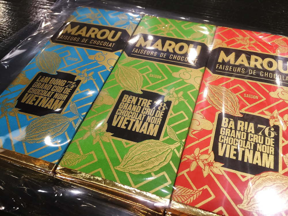 マルゥチョコレート 買ってみました。