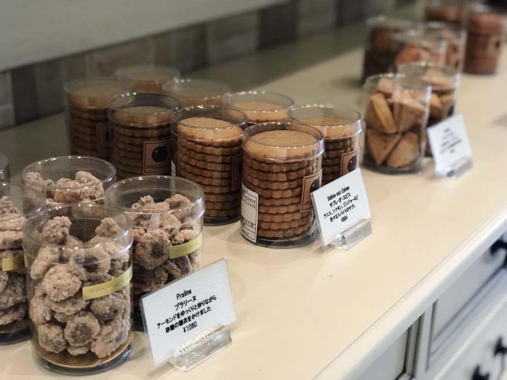 なかたに亭 クッキー類