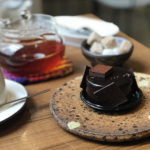 地元大阪で愛される老舗スイーツ店「なかたに亭」でチョコレートケーキ食べてきたよ!