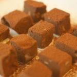 【簡単レシピ】割れチョコで作る「生チョコ」
