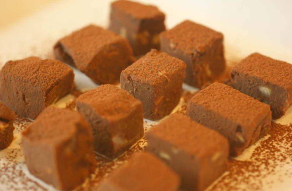 生チョコ 簡単レシピ