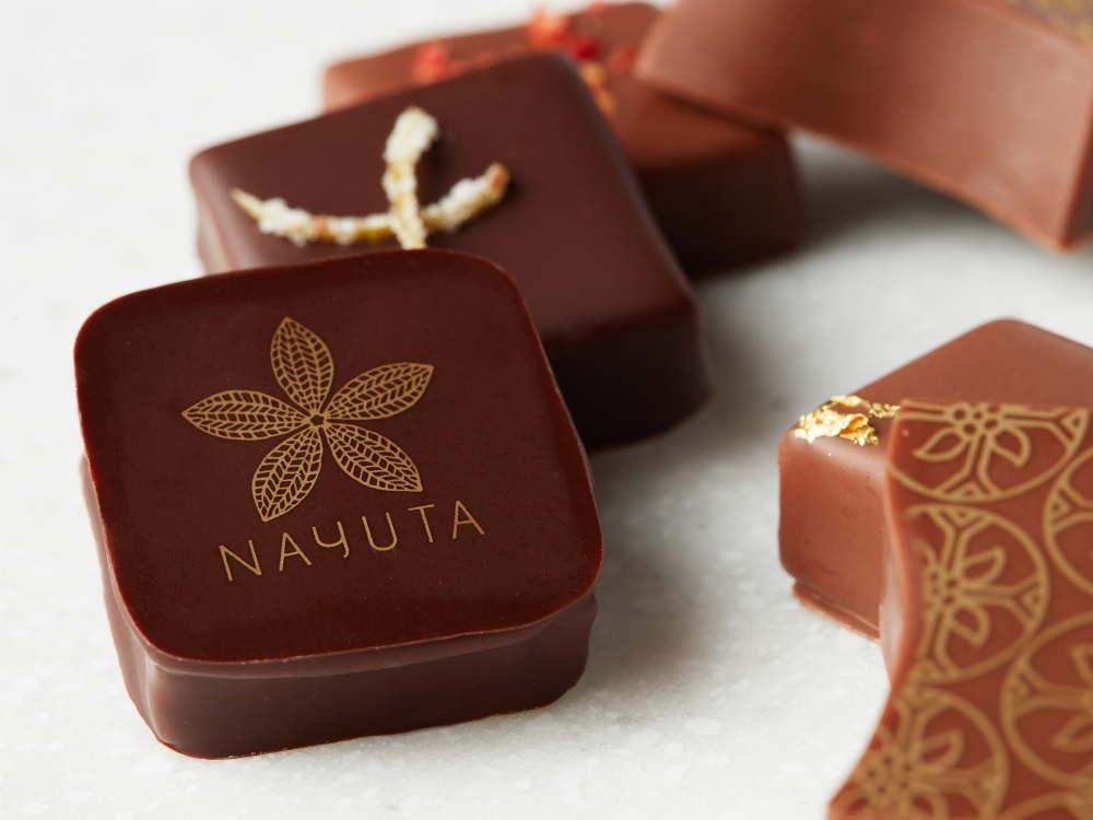 ナユタ チョコラタジア ボンボンショコラ