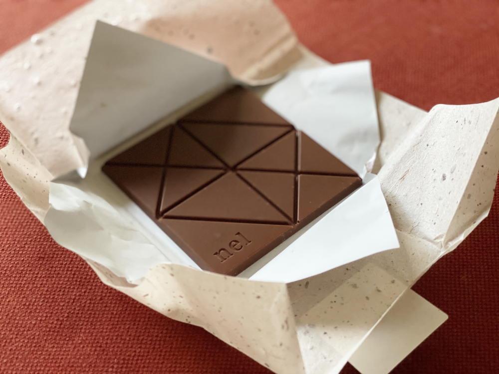 ネルクラフトチョコレート 板チョコ