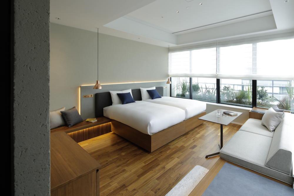 HAMACHO HOTEL 客室
