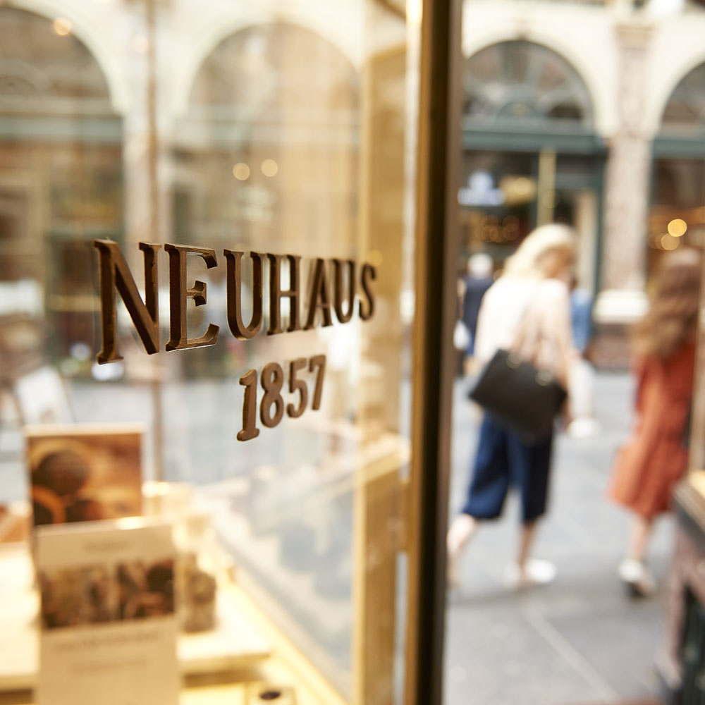 ノイハウス ブリュッセル店