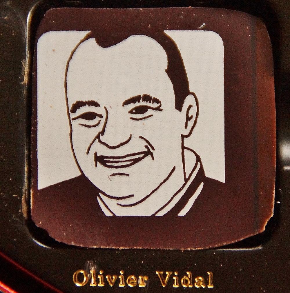オリヴィエヴィダル サロンデュショコラ セレクションボックス