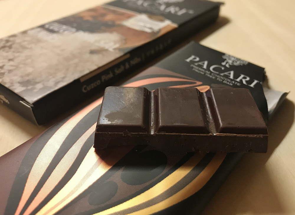 ソルト&ニブ チョコレートバー