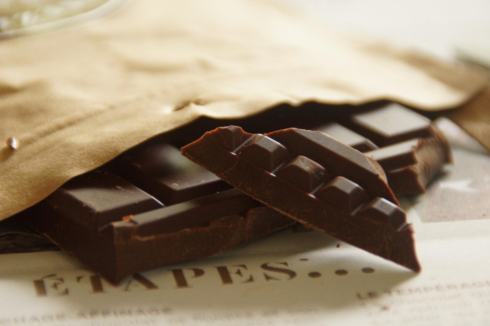 チョコレートの保存方法