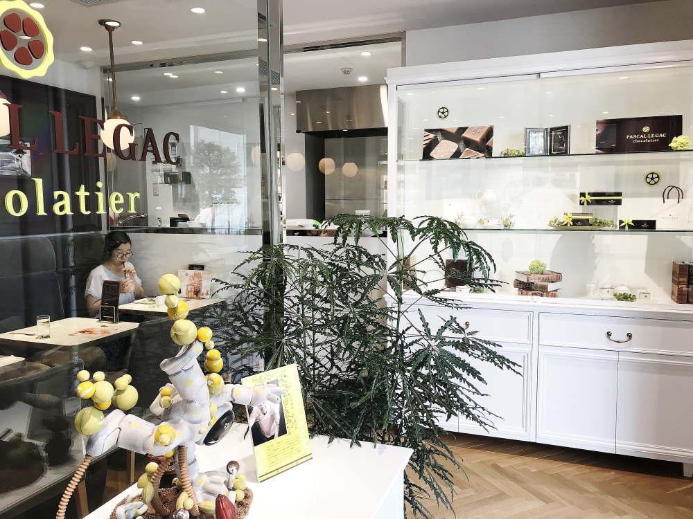 パスカルルガック 国内初店舗 赤坂店