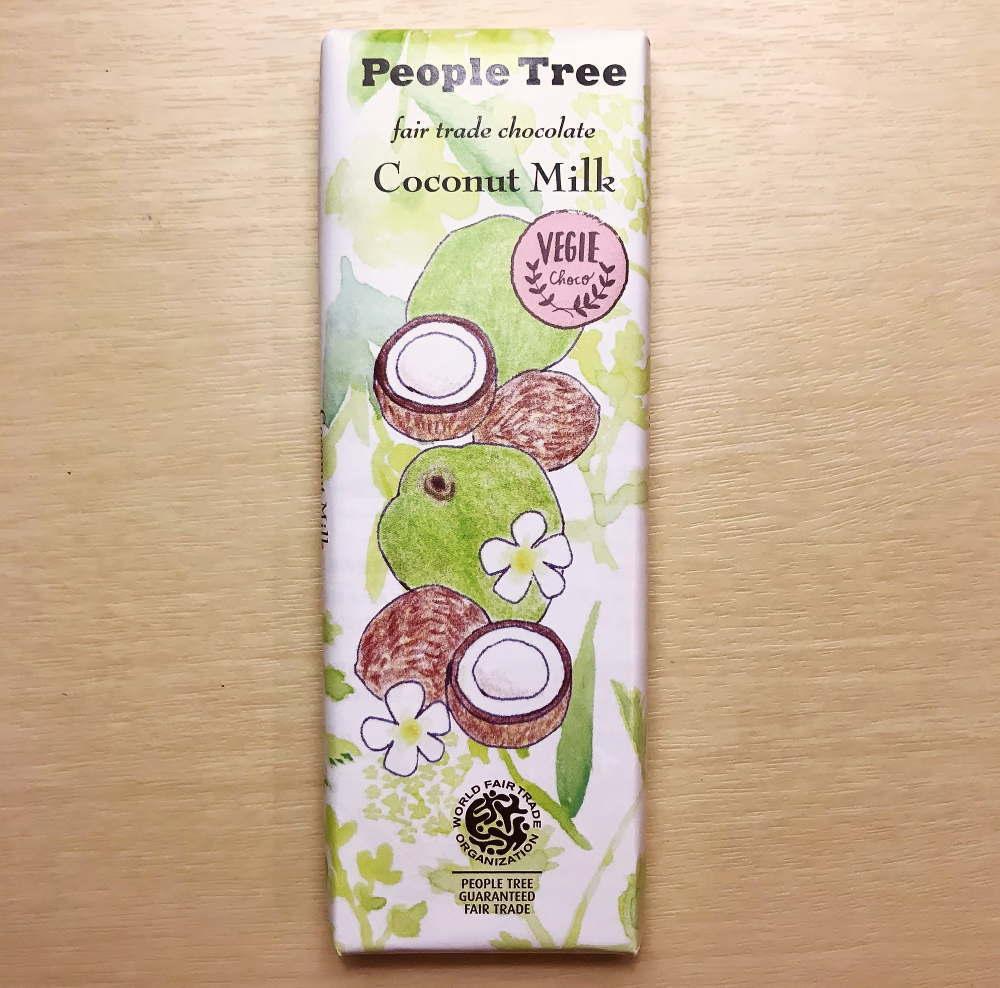 ピープルツリー ココナッツミルク
