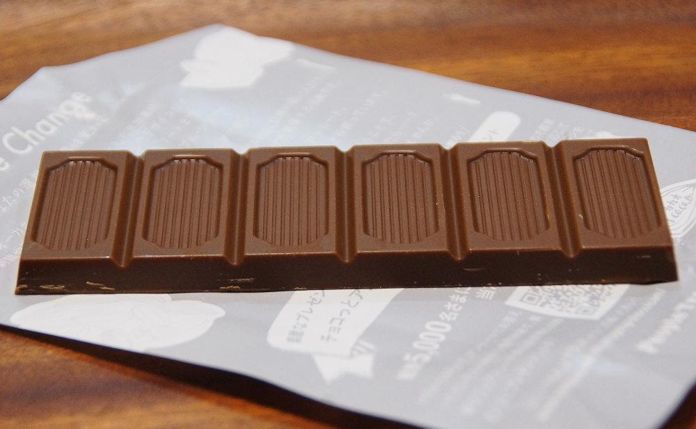 ピープルツリー チョコレート 味 ブログ