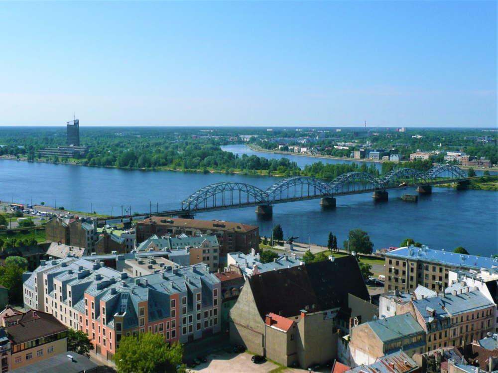 ラトビアの首都