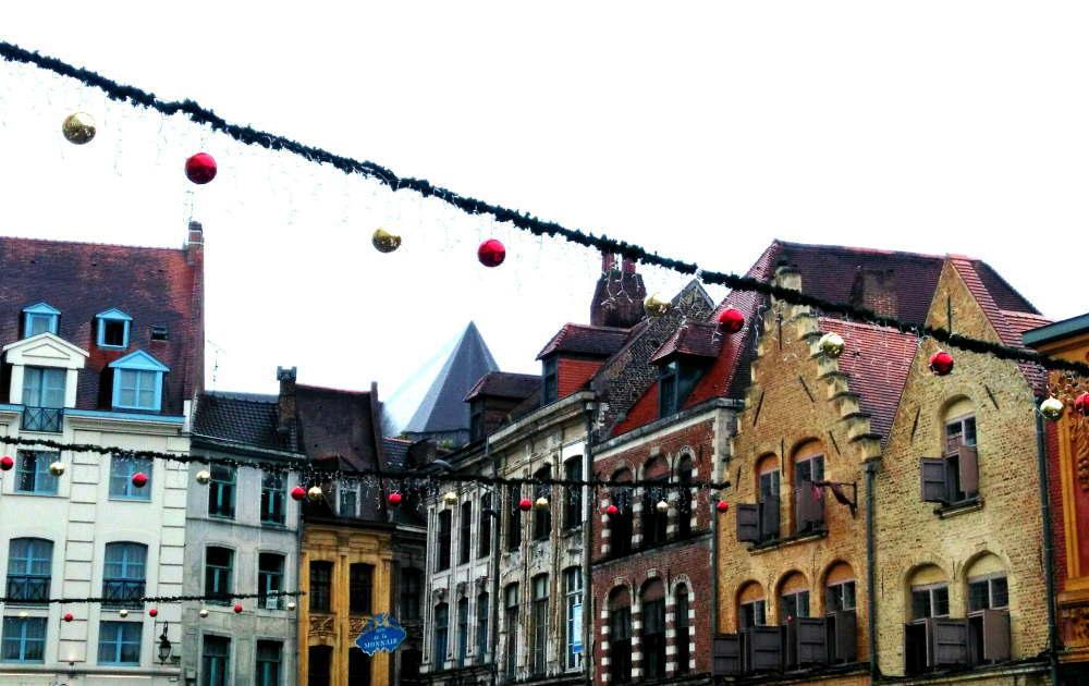 フランスとベルギー国境の町「リール」