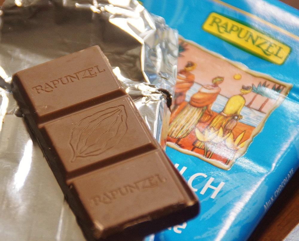 ラプンツェル ミルクチョコレート